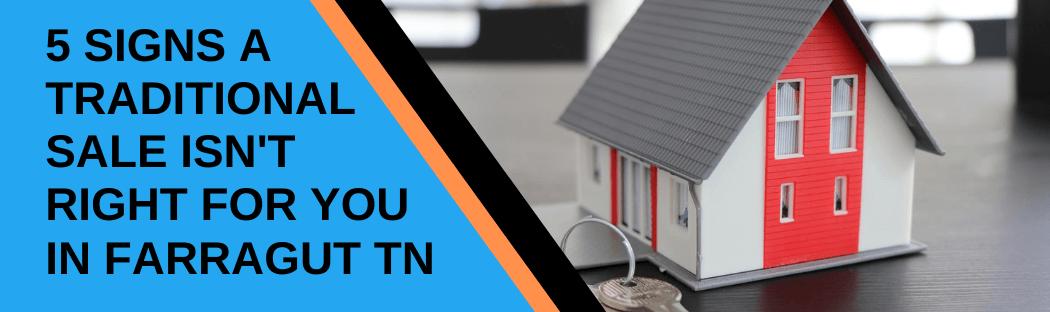 cash for homes in Farragut TN