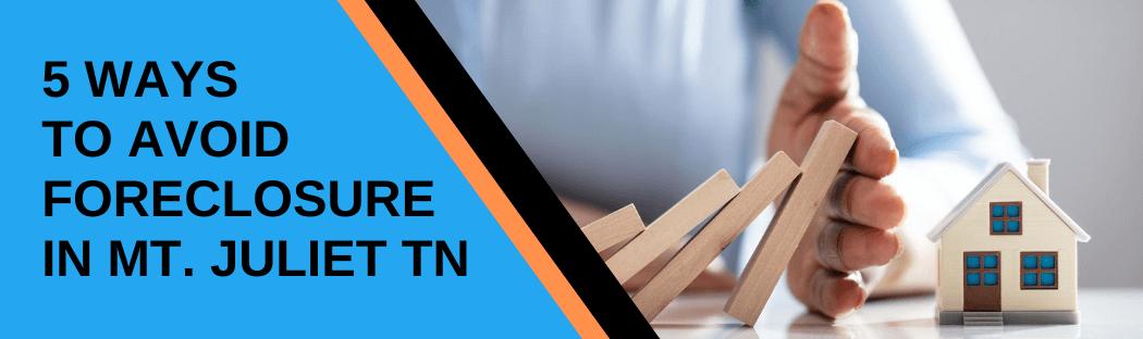 cash for homes in Mt. Juliet TN