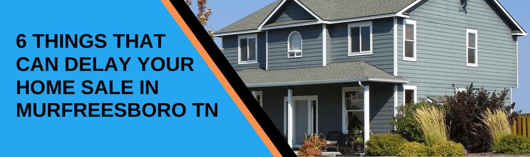 cash for homes in Murfreesboro TN
