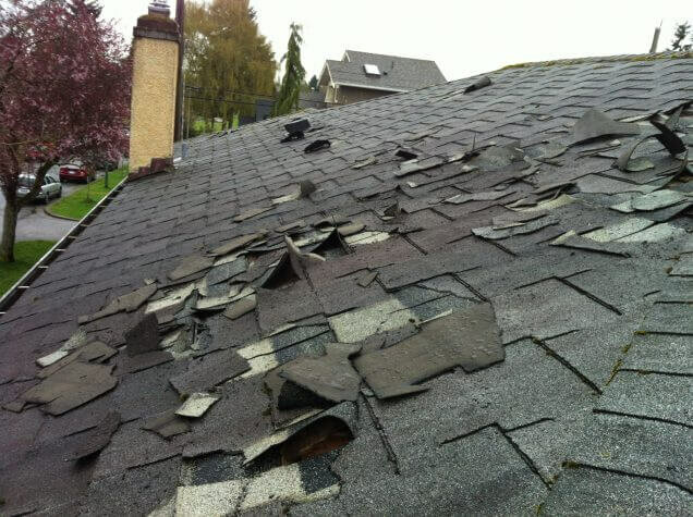 sell your house with a bad roof