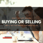 Buying or selling a house