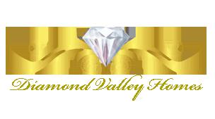 Diamond Valley Homes  logo