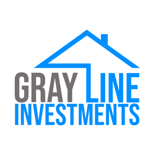 Gray Line Home Buyers  logo