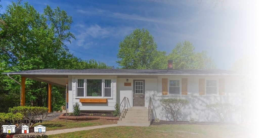 cash for your Fort Washington home