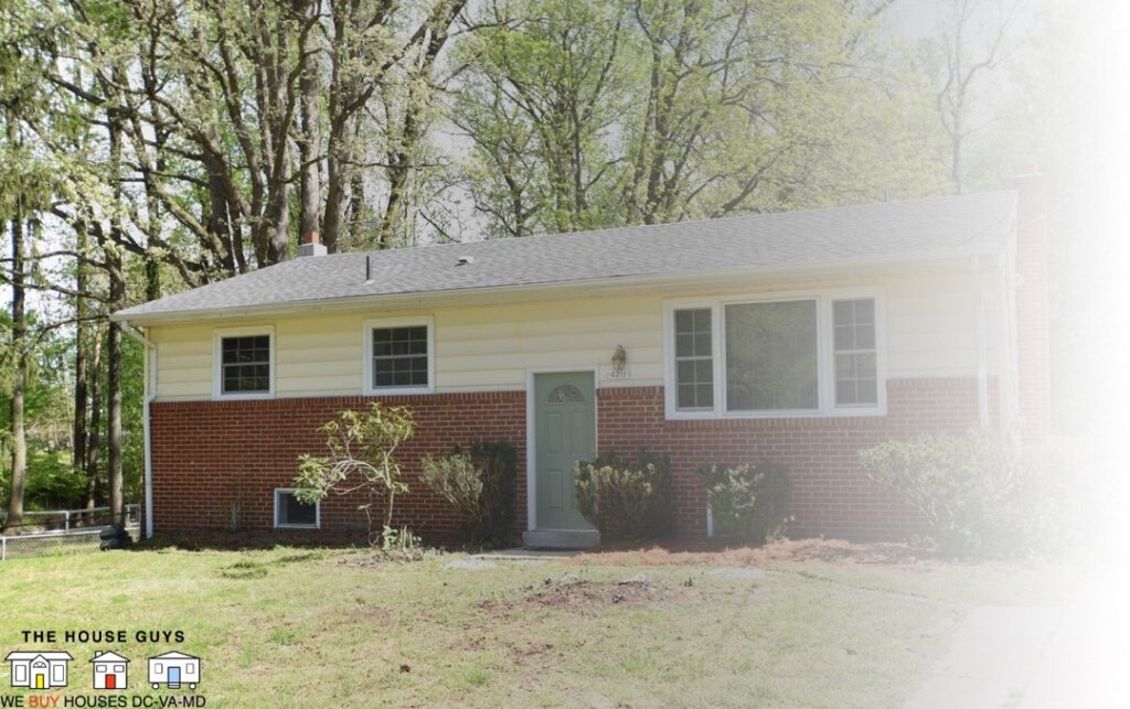 cash for your oxon hill home