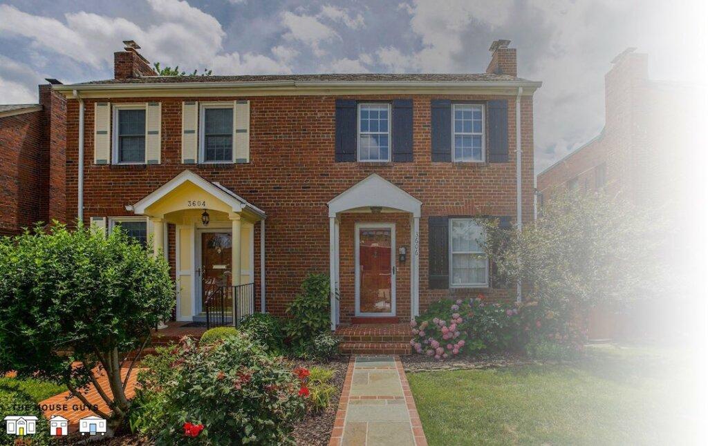 cash for your Arlington Virginia home
