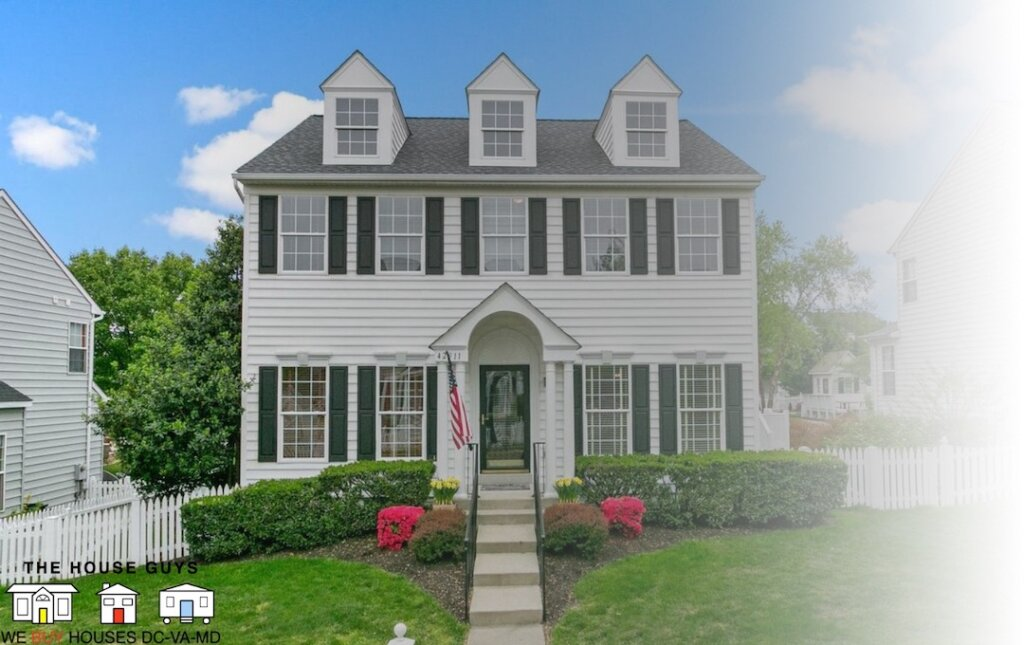 cash for your Ashburn Virginia home