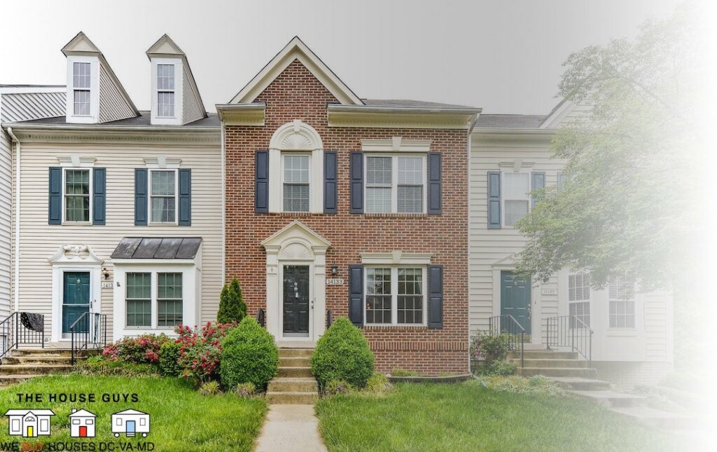 cash for your Centreville Virginia home