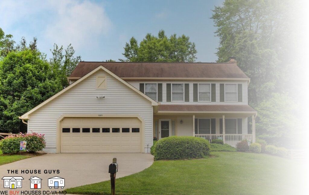 cash for your Great Falls Virginia home