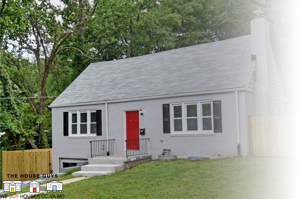 cash for your Maryland home