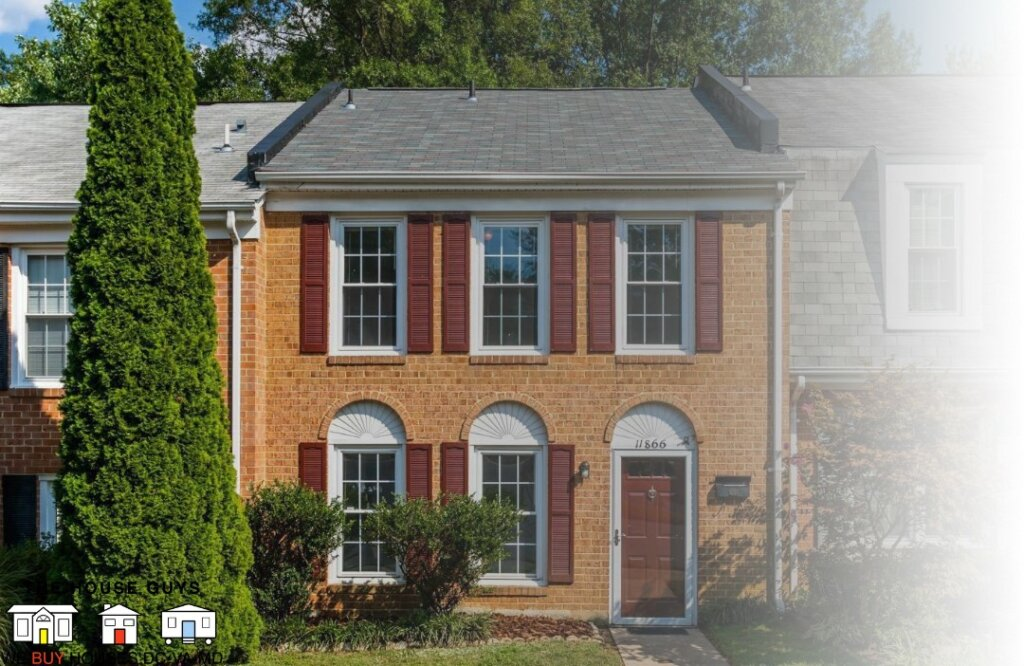 cash for your Reston Virginia home