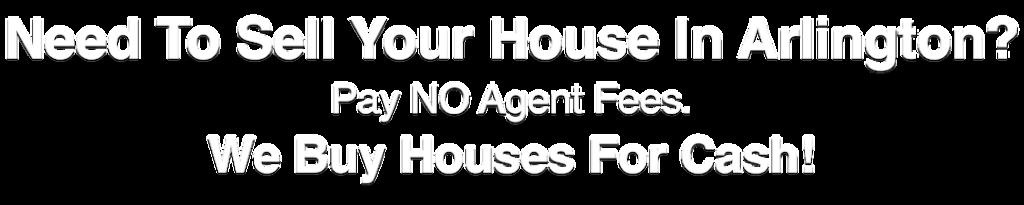 we buy houses in Arlington Virginia