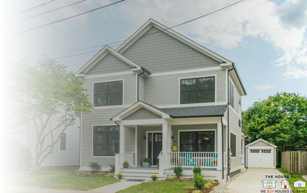 we buy houses for cash in Alexandria Virginia