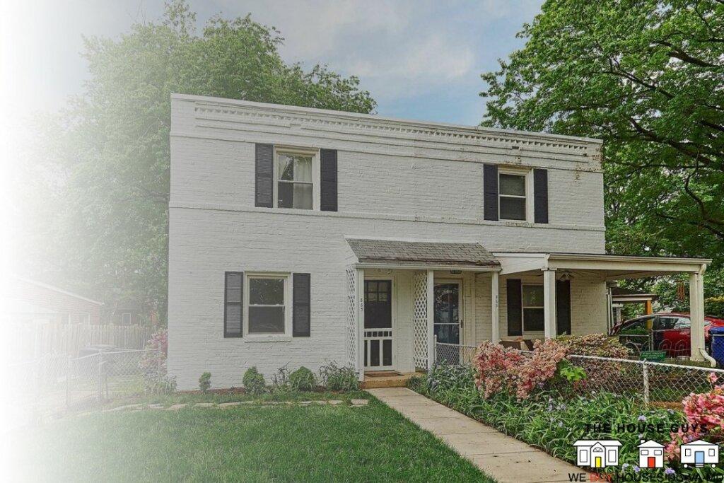 we buy houses for cash in McLean Virginia
