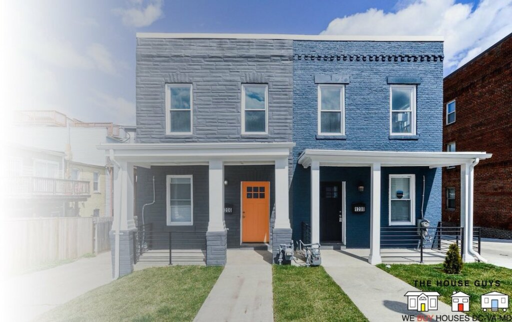 we buy houses for cash in Washington DC