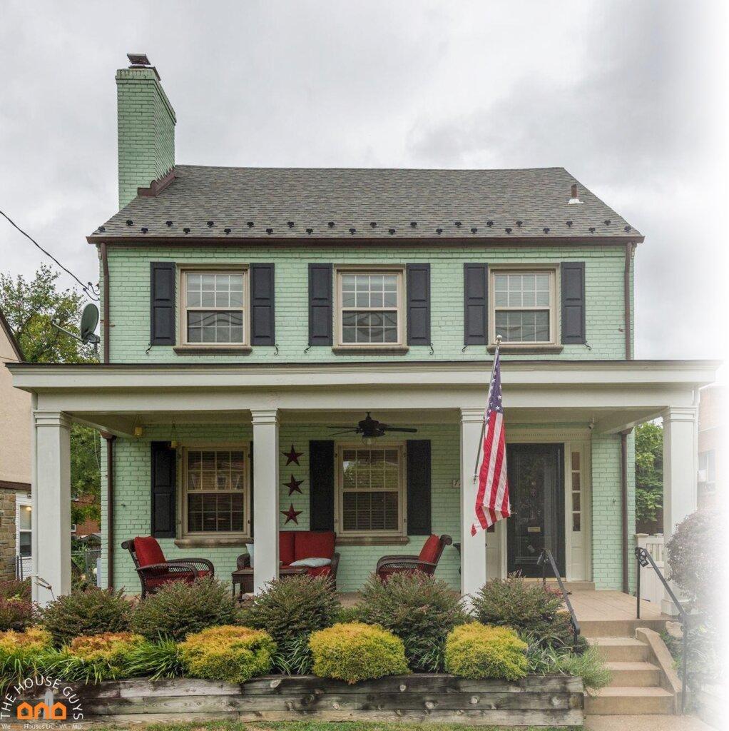 cash for your Washington DC home