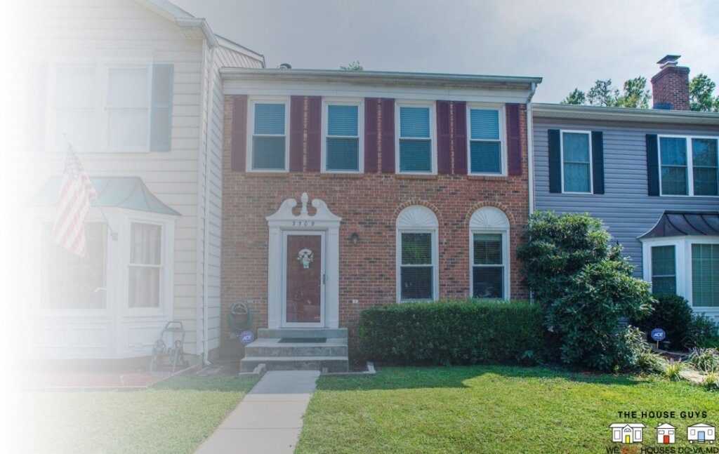 we buy houses for cash in Woodbridge Virginia