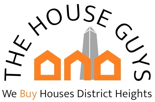we buy houses in District Heights Maryland