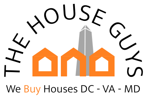 we buy houses Washington DC - logo