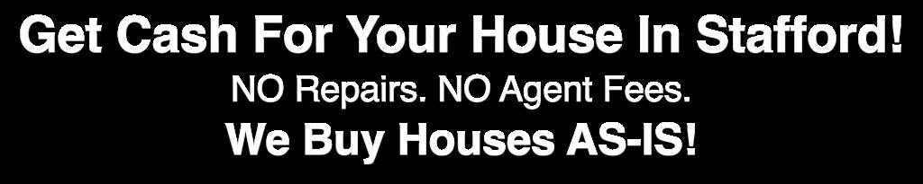 we buy houses in Stafford Virginia