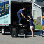 Moving With Kids In McLean