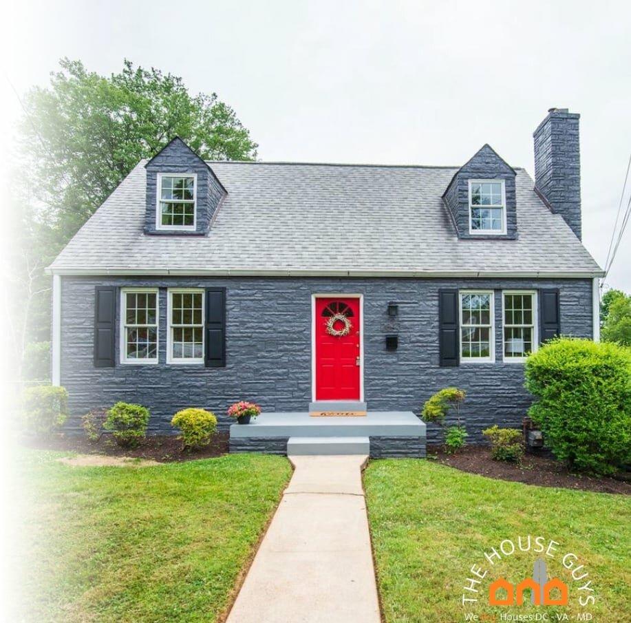 We buy houses for cash Falls Church VA