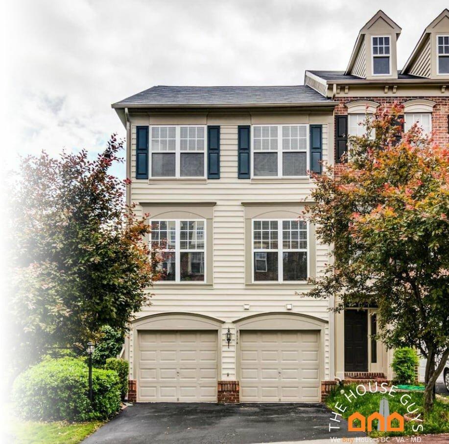 We buy houses for cash Leesburg VA