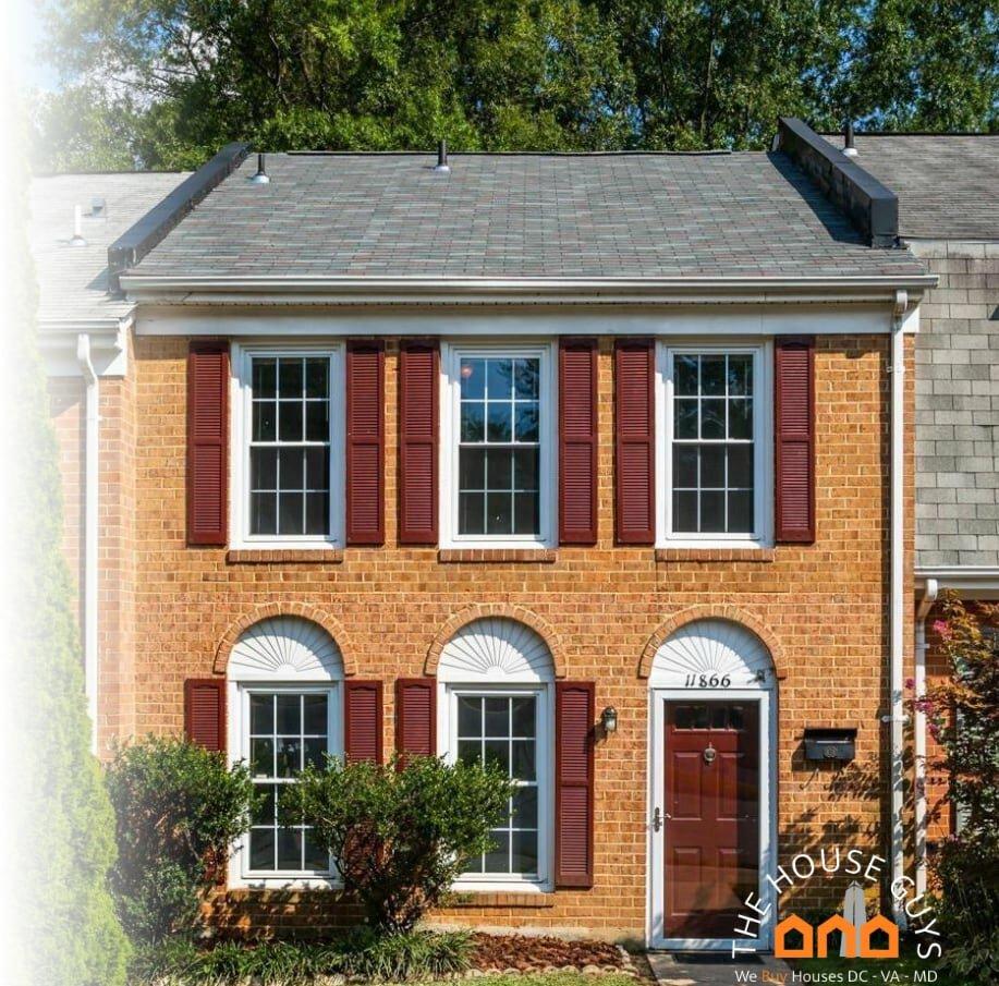 We buy houses for cash Reston VA