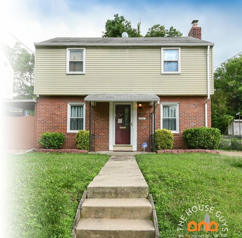 We buy houses for cash Maryland