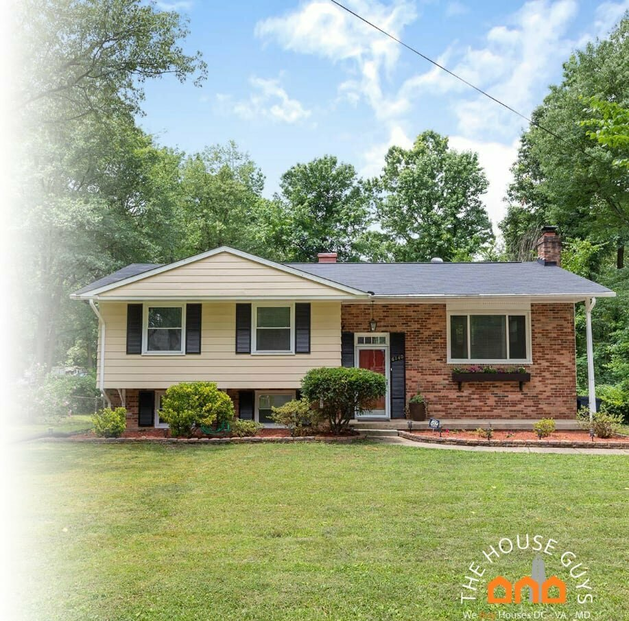 Sell my house for cash Rockville MD