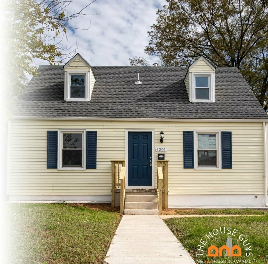 Sell my house for cash Silver Spring MD