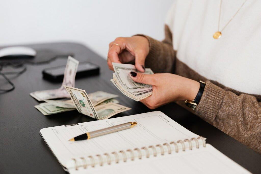 increase your earnest money deposit to help win a bidding war