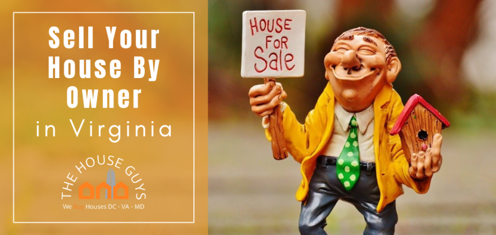 sell a house by owner in Virginia