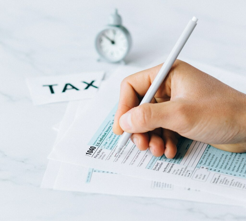 pay taxes on probate house