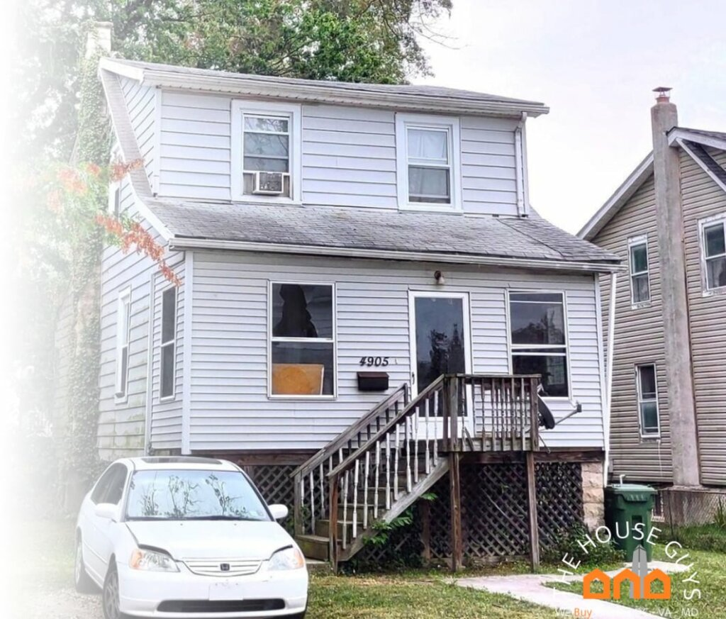We buy houses for cash Baltimore MD