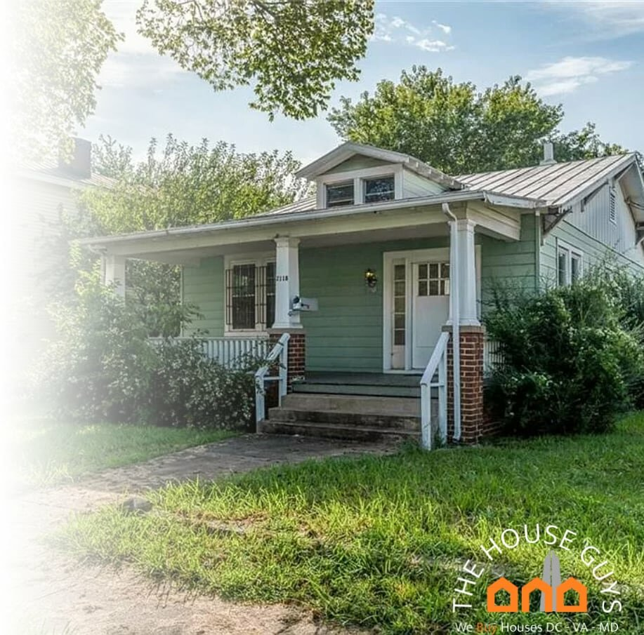We Buy Houses For Cash In Richmond VA