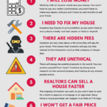 6 Myths About Real Estate Investors [Infographic]
