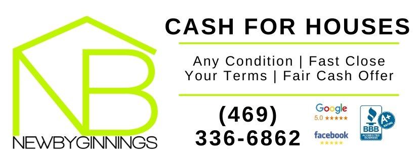 Newbyginnings – Cash for Houses Dallas  logo