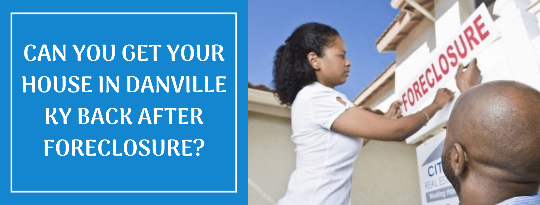 Sell your home in Danville KY