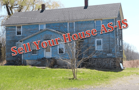 Sell House As Is In KY