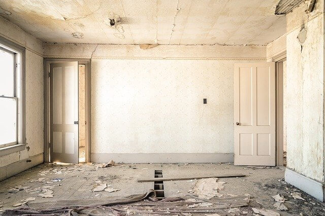 Sell My Kentucky House With Drywall Damage