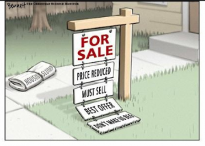 Can't sell your house