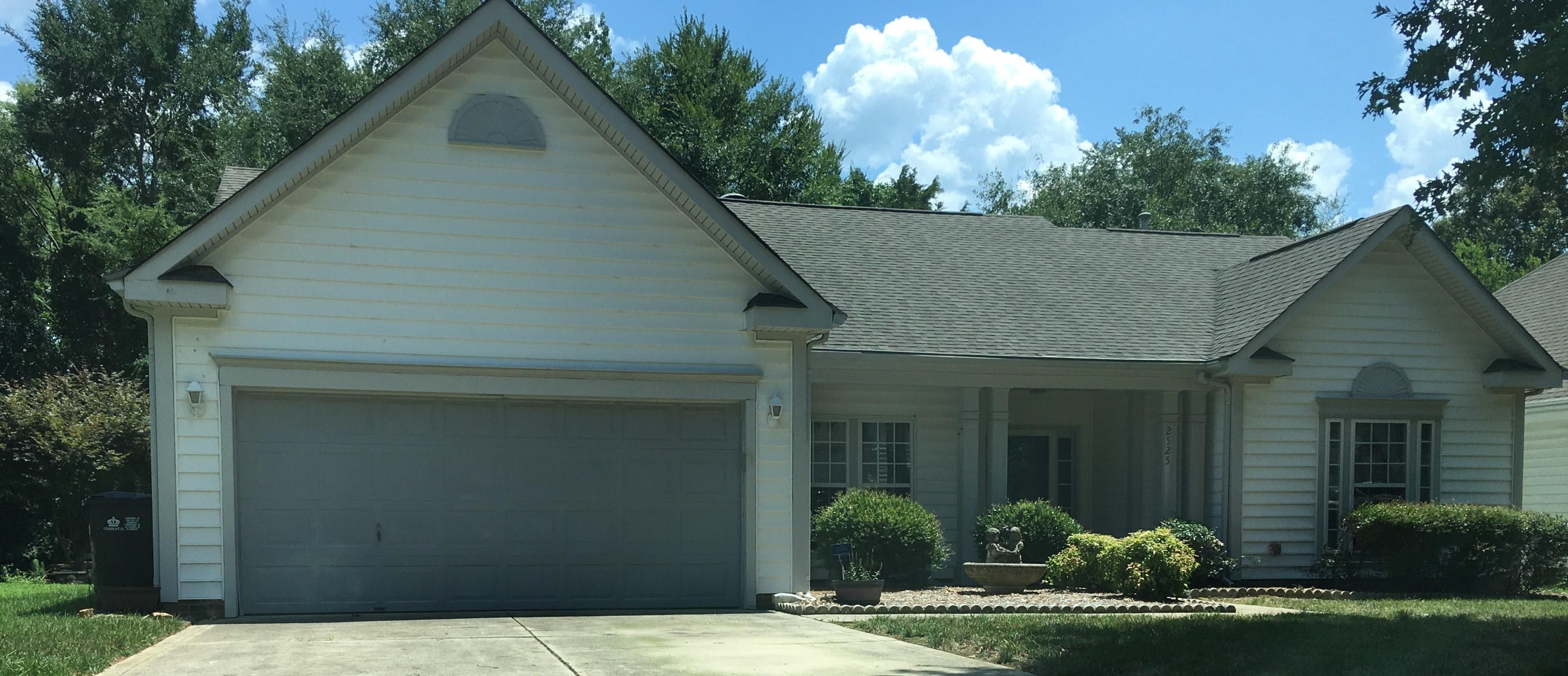Steel Creek House Charlotte NC