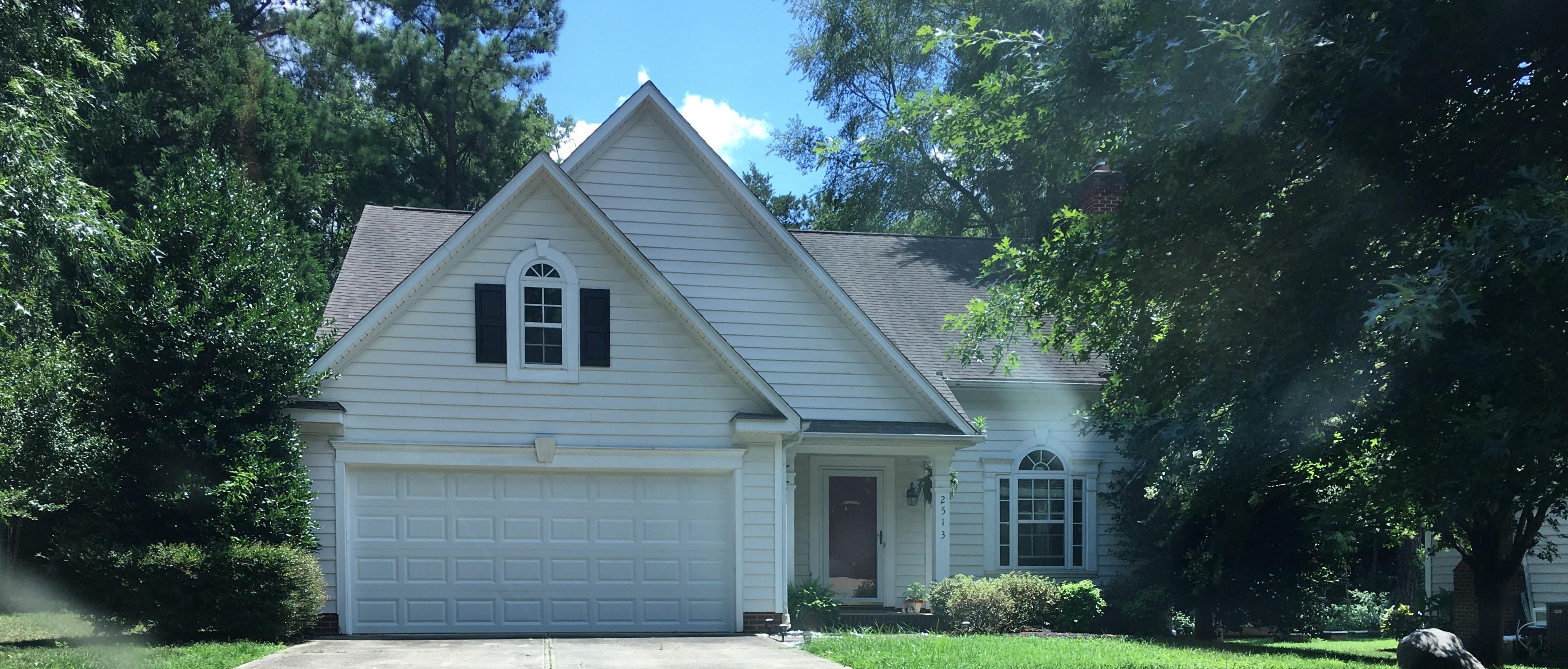 Steel Creek House in Charlotte North Carolina