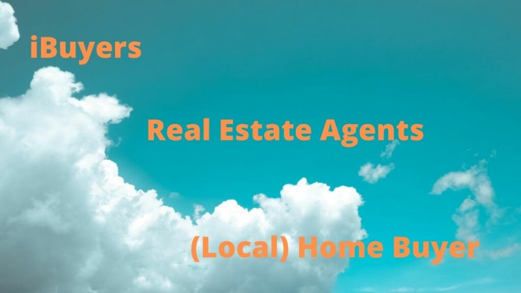 We are a local home buyer, not a iBuyer that doesn't know that local market.