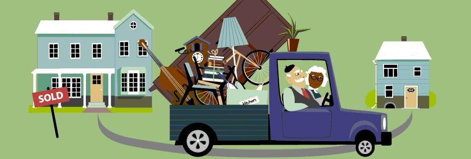 downsizing homes