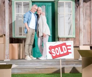 downsizing home sold