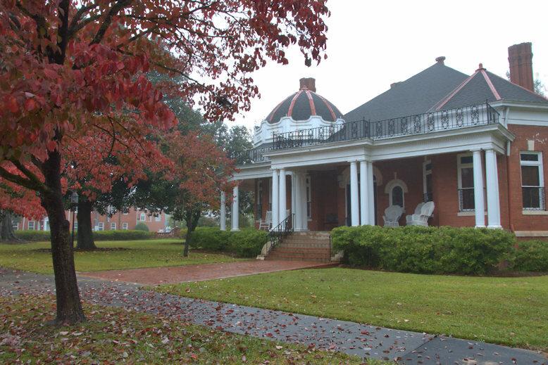 historic Wilkins House, Waynesboro GA