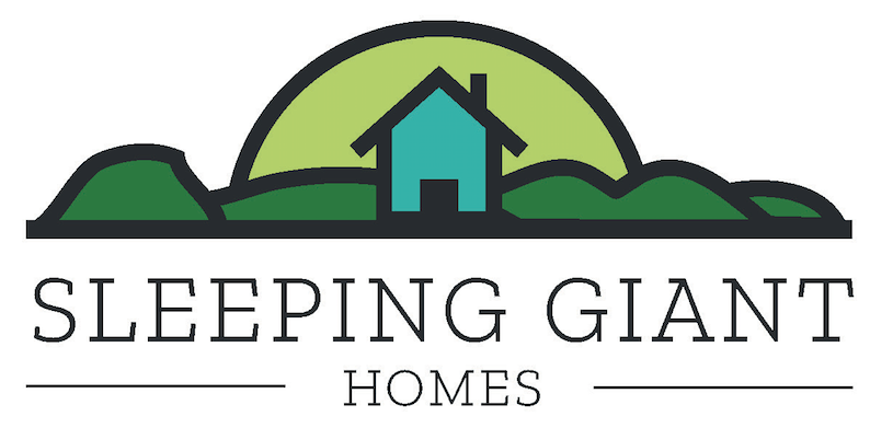 Sleeping Giant Homes  logo