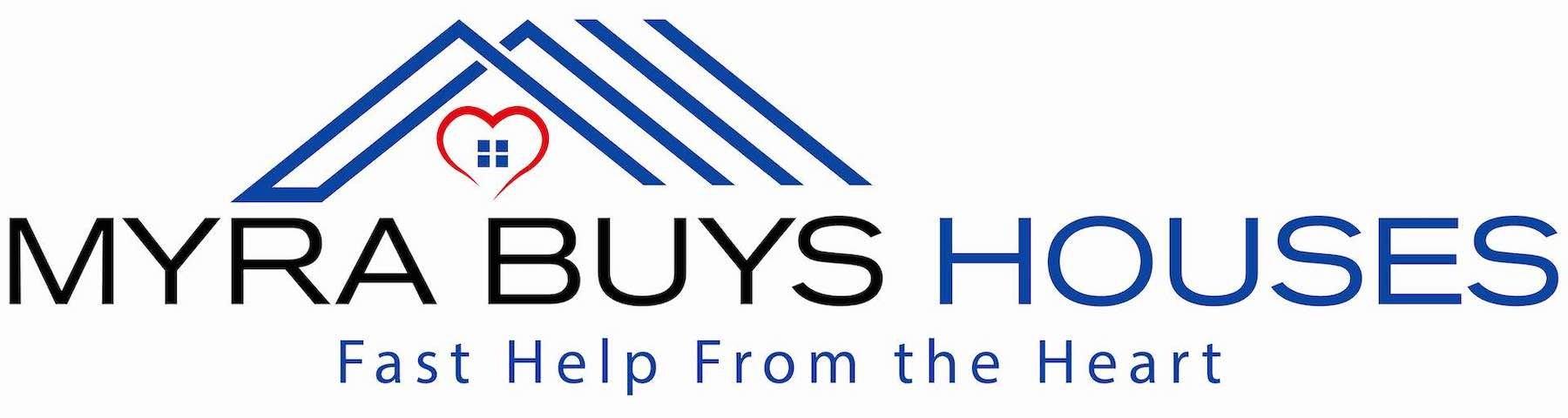 Myra Buys Houses  logo